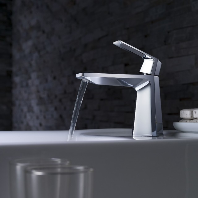 Kraus Bathroom Faucet : All Products / Bath / Bathroom Faucets / Bathroom Sink Faucets