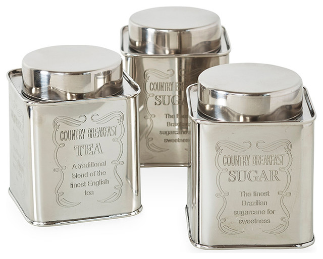 metallic canisters kitchen canisters and jars other decorative kitchen canisters and jars