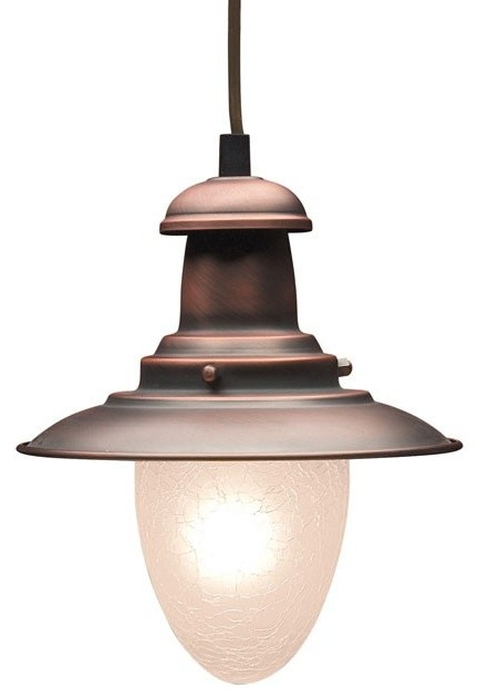 Farmhouse 1 lt Pendant Modern Pendant Lighting by LBC Lighting