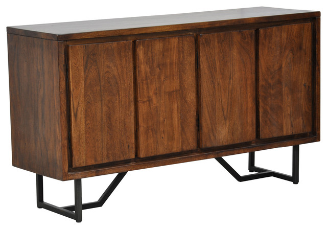 dark walnut sideboard 2