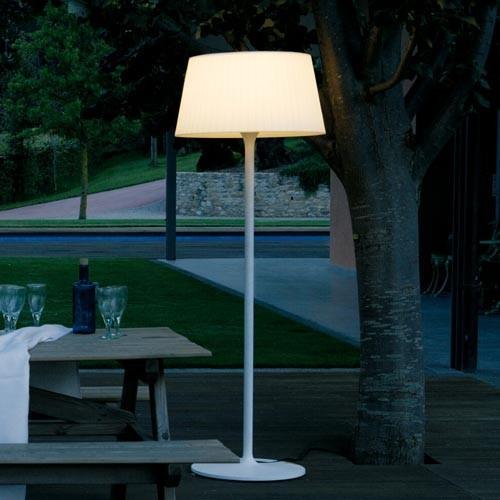 Vibia Plis Outdoor Floor Lamp Modern Outdoor Lighting By YLighting