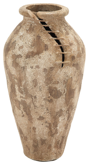 Elegant and Beautiful Style Durable Ceramic Tall Vase Home