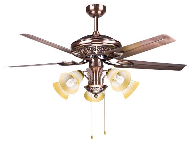 manual pull chain bedroom ceiling fan lights modern ceiling fans