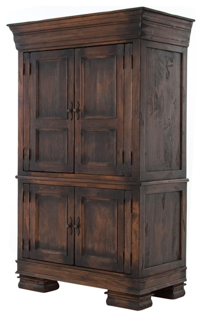 Ellis Armoire Traditional Armoires And Wardrobes By