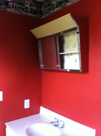 i need suggestions for primer paint to cover dark painted walls