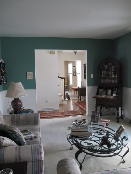 """Need help with furniture arrangement in 16 '8"""" x 11' 2 ..."""