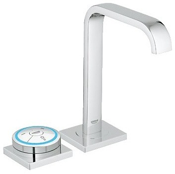 Grohe Allure F Digital Electronic Bathroom Faucet Modern Bathroom Faucets And Showerheads