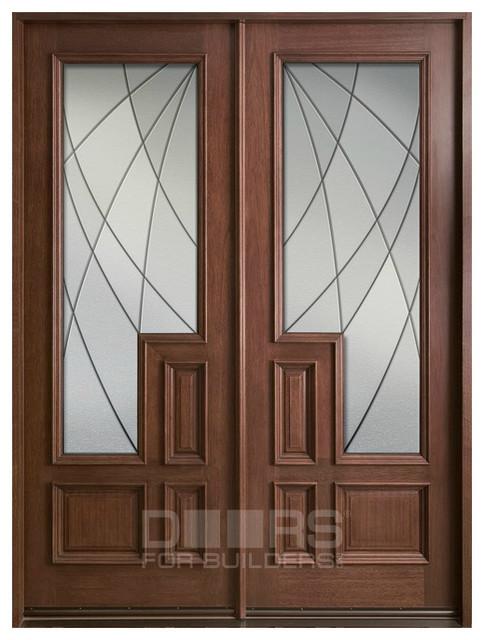 Modern Collection Custom Solid Wood Doors Modern Front Doors Chicago By Doors For