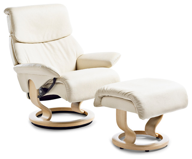 dream by stressless contemporary recliner chairs seattle by savvy home. Black Bedroom Furniture Sets. Home Design Ideas
