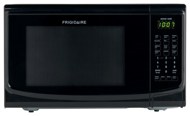 Countertop Microwave Gardenweb : Countertop Microwave, Black, 1.4 Cubic Ft. - Contemporary - Microwave ...