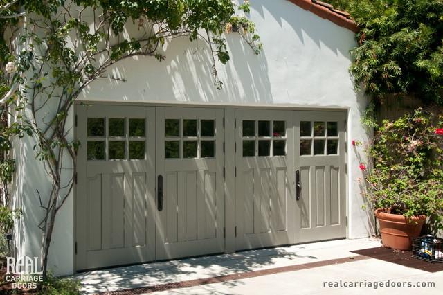 Carriage Garage Doors Traditional Garage Doors And