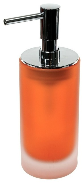 Luxury Glass Soap Dispenser Modern Bath Spa Accessories Other Metro By Thebathoutlet