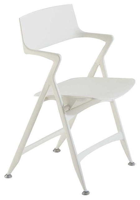 Dolly Folding Chair Modern Armchairs and Accent Chairs by OLighting