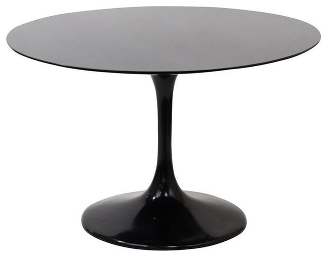 Saarinen Style Tulip Base Table 48quot Contemporary  : contemporary dining tables from www.houzz.com size 640 x 510 jpeg 23kB