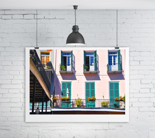 Wall Art New Orleans Photography Available in Multiple