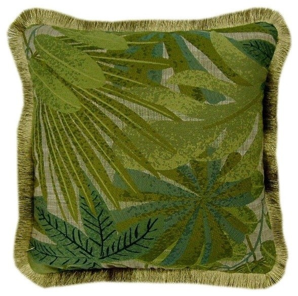 Tropical Throw Pillows For Couch : Tropics 18