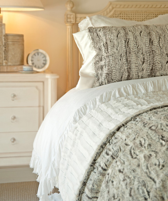 chinchilla bed throw transitional throws by bliss
