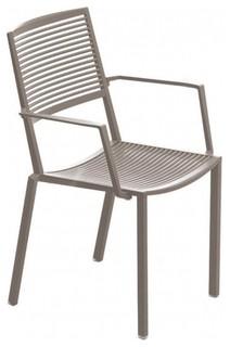 easy armlehnstuhl bauhaus look outdoor gartenm bel. Black Bedroom Furniture Sets. Home Design Ideas