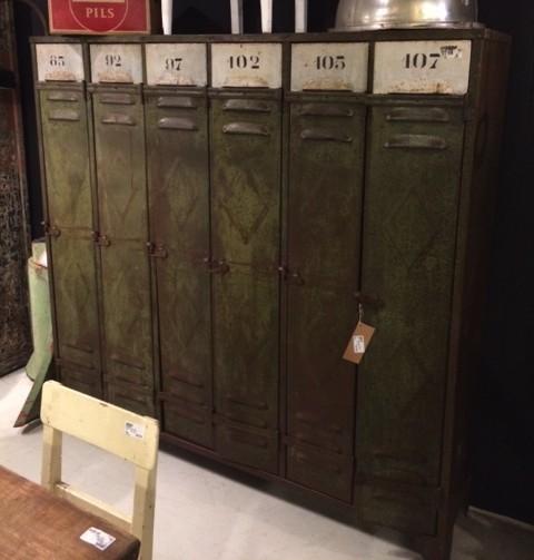6 t riger metall spind industrial armarios de - Armarios para almacenaje ...