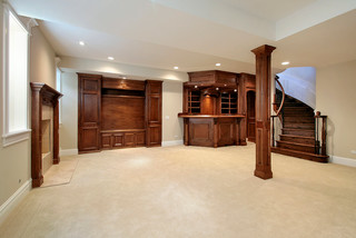 naperville remodeling contractor basement chicago by best home