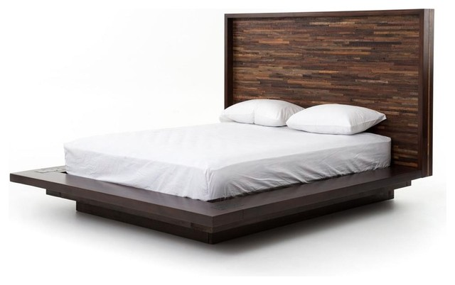 wooden panel beds 2