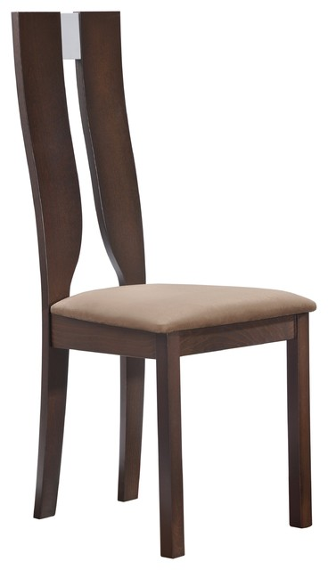 Dining Chair Set Of 2 Contemporary Dining Chairs By Overstock