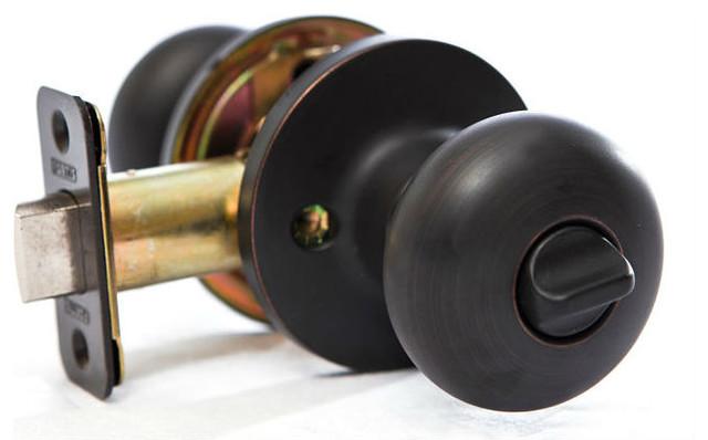 FORTIS Door Knobs - Traditional - Doorknobs - charlotte - by Door Corner