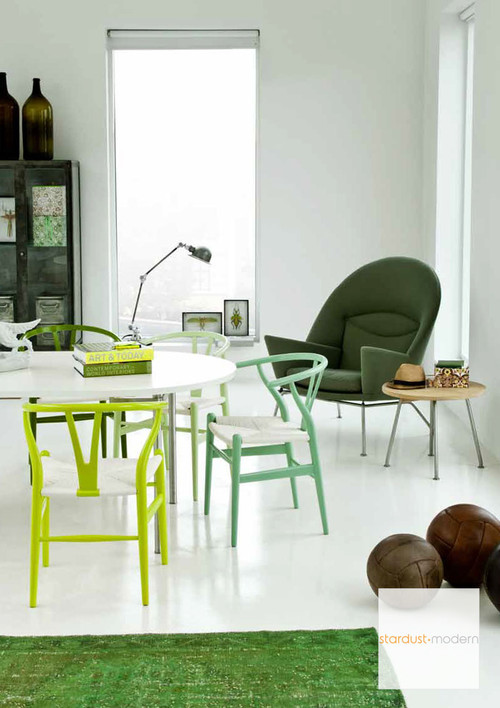 Hans Wegner CH24 Wishbone Chair by Carl Hansen & Son