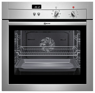 ... , Stainless Steel (B14M42N3GB) - Contemporary - Ovens - by John Lewis