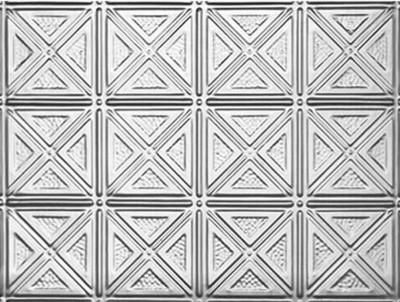 0609 dimensional geometry backsplash wallpaper by for Dimensional tile backsplash