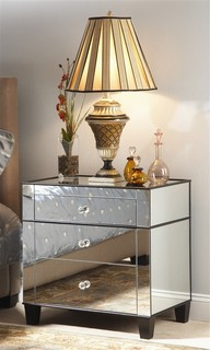 Chelsea Nightstand - Eclectic - Nightstands And Bedside Tables - by ShopLadder