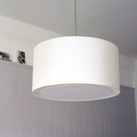 Ceiling light diffuser shade