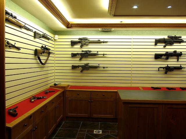 Gun Vault Transitional Other Metro
