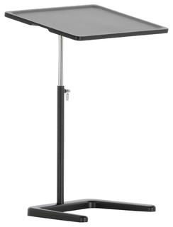 nestable beistelltisch h henverstellbar bauhaus look. Black Bedroom Furniture Sets. Home Design Ideas