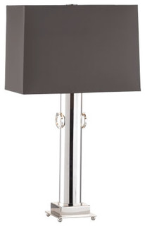 robert abbey mary mcdonald ondine accent lamp 2515t modern table