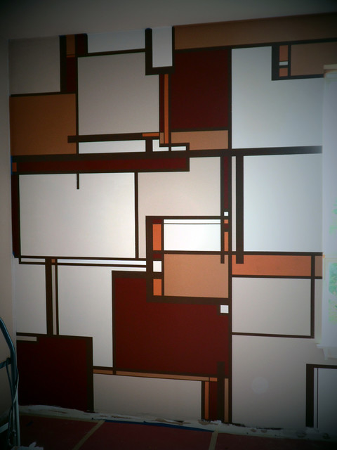 Coleman Condo - Modern - Denver - by Brian Wall Decorative ...