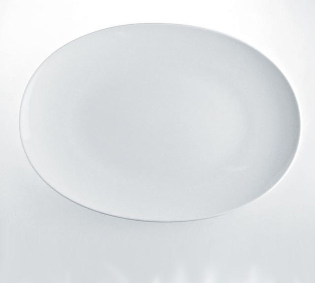 Alessi dinnerware mami serving plate oval modern - Alessi dinnerware sets ...