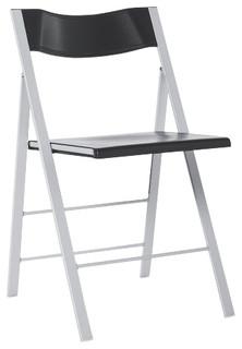 lulu chaise pliante moderne chaise pliante et tabouret par habitat officiel. Black Bedroom Furniture Sets. Home Design Ideas