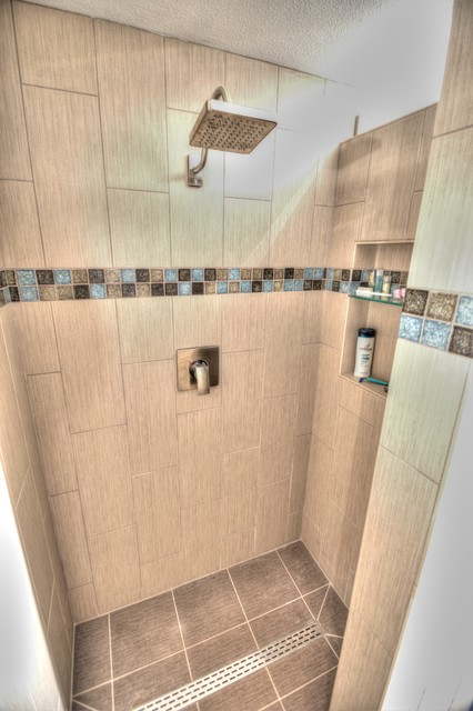 Strong 39 s bathroom remodel contemporary bathroom for Bath remodel boise