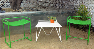 ROOST Modern Garden Benches Los Angeles By Haskell