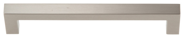 Atlas Homewares It Pull 128 mm CC, Brushed Nickel - Modern - Cabinet And Drawer Handle Pulls ...