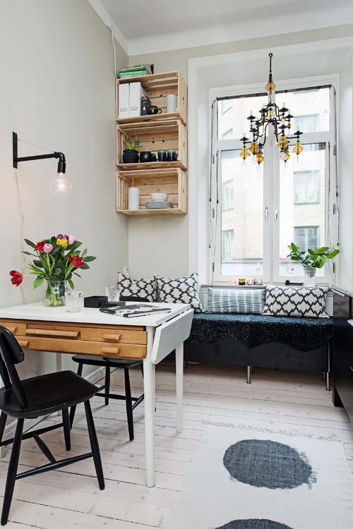 spisebord til lille lejlighed