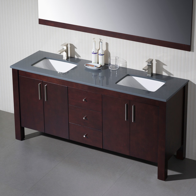 modern bathroom vanities transitional bathroom vanities and sink consoles miami by. Black Bedroom Furniture Sets. Home Design Ideas