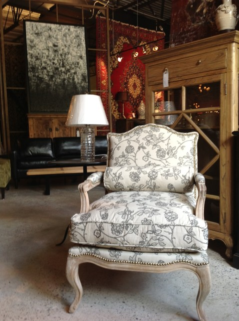 bergere chair cornerstone home interiors eclectic