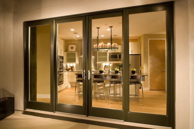 Patio Doors - Contemporary - Windows And Doors - los angeles - by Arcadia Classic Window Co.