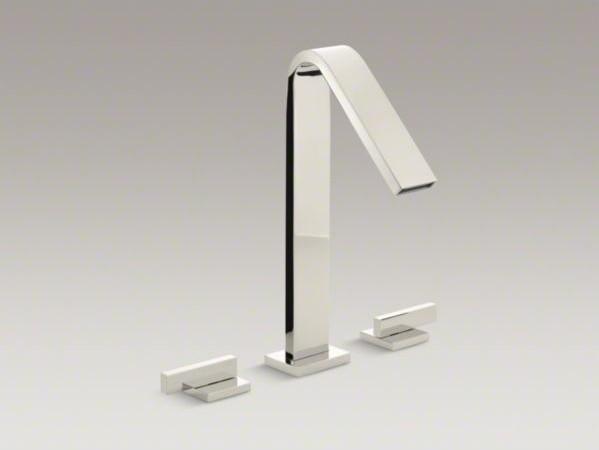 KOHLER Loure(R) deck-mount bath faucet contemporary-bathroom-faucets ...