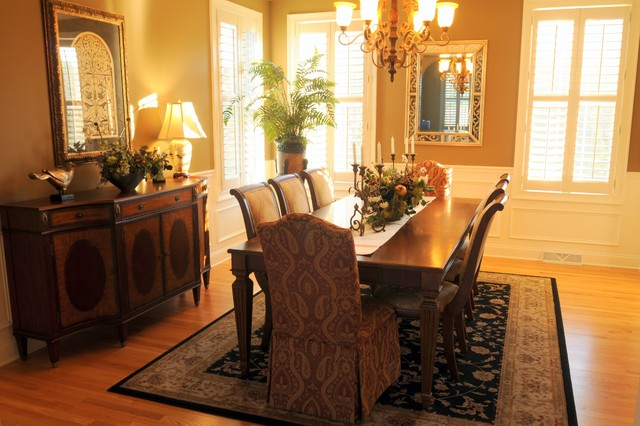 Decorated Model Homes Traditional Other By Marini