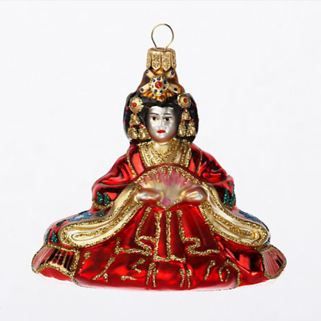 Empress Ornament Asian Christmas Ornaments By Gump 39 S