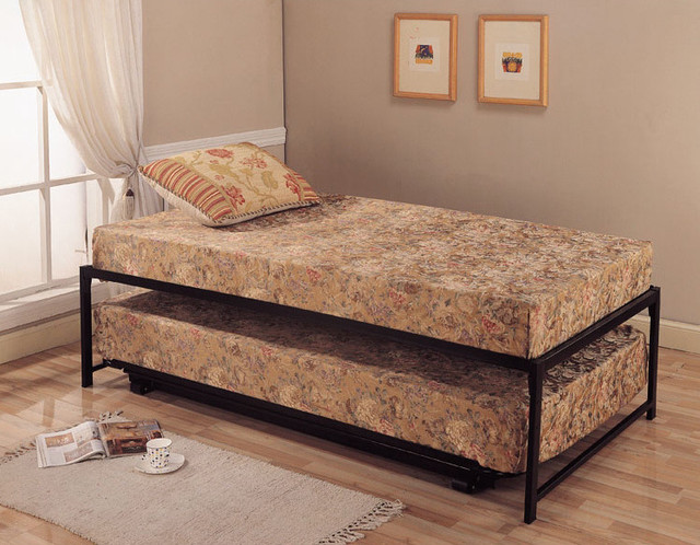 roll out twin bed 2