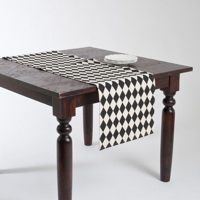 Contemporary Wall Tiles Design : Harlequin design runner contemporary wall floor
